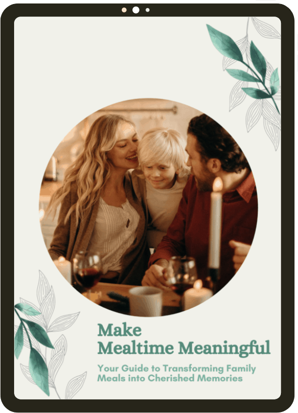 Make Mealtime Meaningful